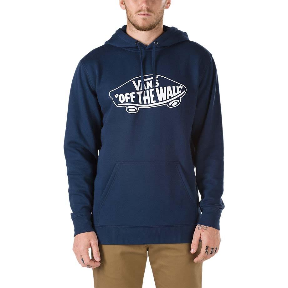 Худи мужское VANS OTW Pullover Fleece Dress Blue