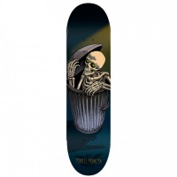 Дека для скейтборда POWELL PERALTA Garbage Can Skelly 8""