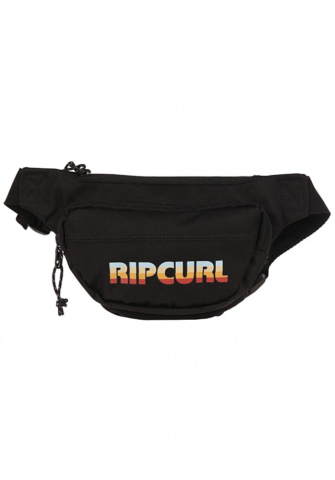 Сумка на пояс RIP CURL Small Waistbag Switch Black.