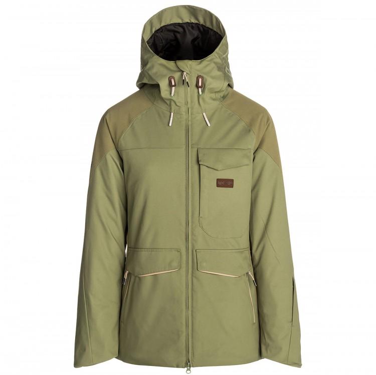 b42103226459 Куртка для сноуборда женская RIP CURL Harmony Jacket Loden Green ...