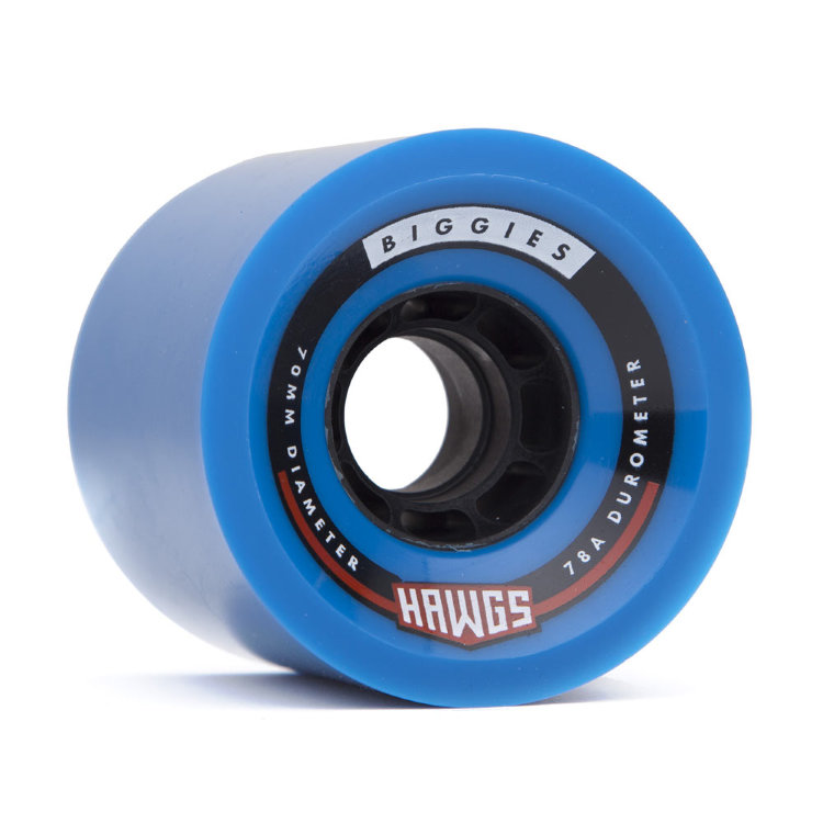 Купить Колеса LANDYACHTZ Pre-Packaged Biggie Hawgs Blue Blue, Китай