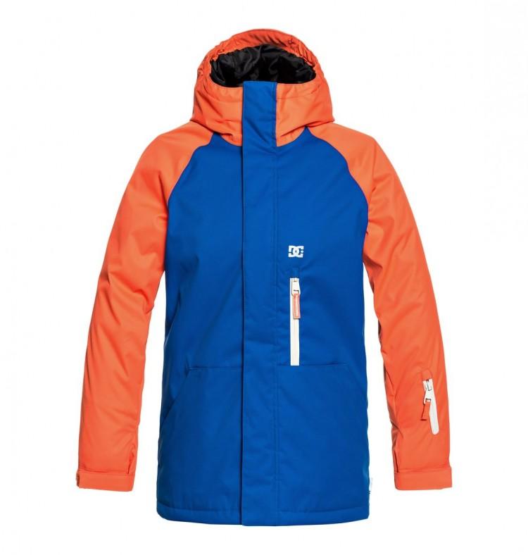 Купить Куртка для сноуборда детская DC SHOES Ripley Youth B Surf The Web, Китай