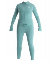 Термокомбинезон женский AIRBLASTER Wms Hoodless Ninja Suit Gnu Hot Teal