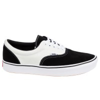 Кеды VANS Ua Comfycush Era Suede/Canvas Black/Marshmallow