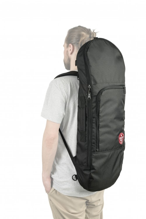 Чехол для скейтборда SKATEBAG Trip Black Rs, фото 7