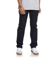 Брюки DC SHOES Worker Straight M Dark Indigo