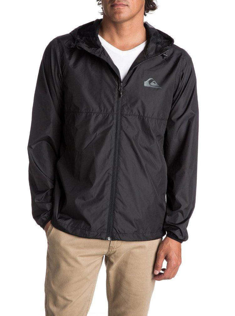 Купить Куртка мужская QUIKSILVER Everyday Jacket M Black, Индонезия