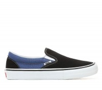 Кеды мужские VANS x Anti-Hero VANS Mn Slip-On Pro Pfanner/Black