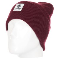 Шапка ELEMENT Dusk Ii Beanie A Napa Red
