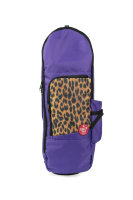 Чехол для скейтборда SKATEBAG Trip Purple/Leo Print