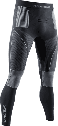 Термоштаны женские X-BIONIC Apani® 4.0 Merino Pants Wmn Black/Grey/Pink 2020