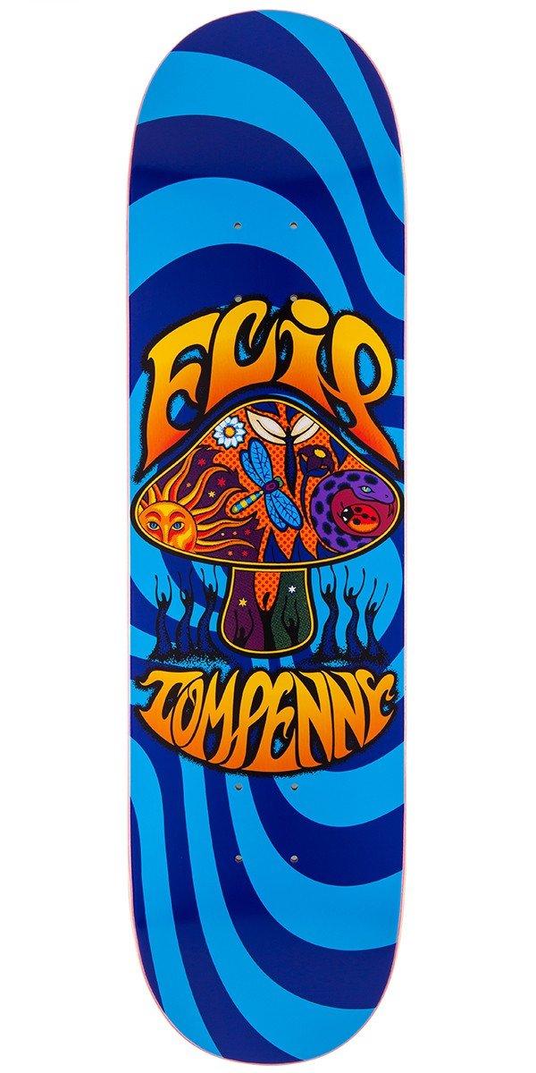 Купить Дека Для Скейтборда FLIP Tom Penny Deck LOVE SHROOM 8,13 , Испания