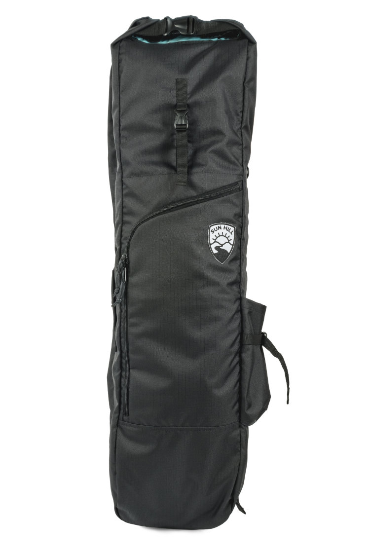 Чехол для лонгборда SUNHILL Long Pack Black Rs, Россия  - купить со скидкой