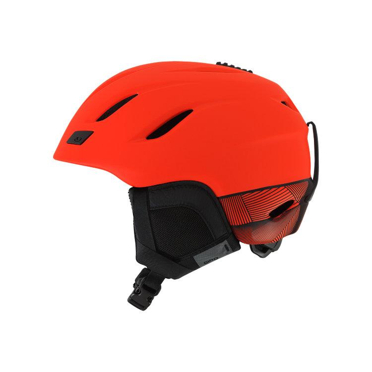 Купить Горнолыжный шлем GIRO Nine Matte Vermillion