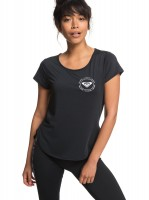 Футболка ROXY Take A Bre Tee J True Black