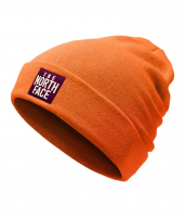 Шапка THE NORTH FACE Dock Worker Beanie Persian Orange/FIG