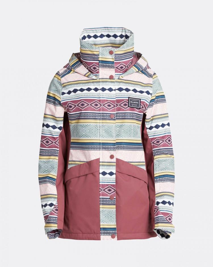 3ed9fb2c0c9f Куртка для сноуборда женская BILLABONG Kayla Aztec — купить в ...