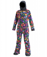 Комбинезон женский AIRBLASTER Women'S Freedom Suit Flowers