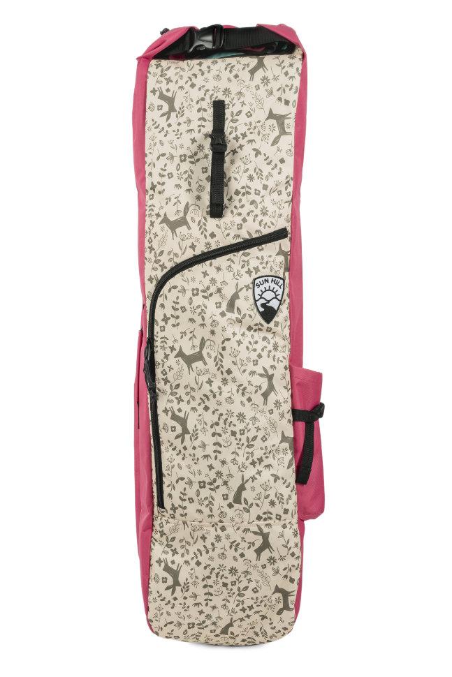 Чехол для лонгборда SUNHILL Long Pack Pink/Fox 2000000256412
