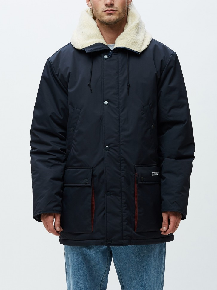 Куртка мужская OBEY Moore Jacket Navy фото