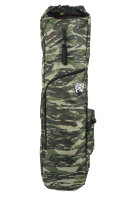 Чехол для лонгборда SUNHILL Long Pack Camo/Black