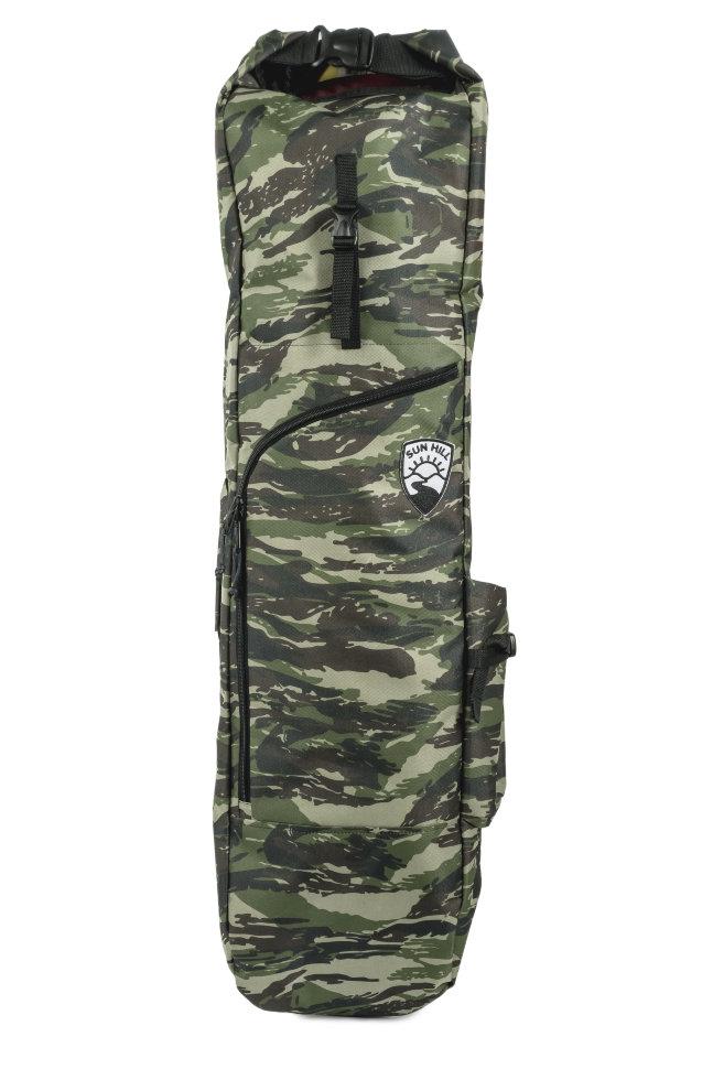 Чехол для лонгборда SUNHILL Long Pack Camo/Black 2000000256443