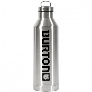 Купить Термобутылка для воды MIZU Burton V8 Lock Up A/S Stainless W/ Black Print, Китай