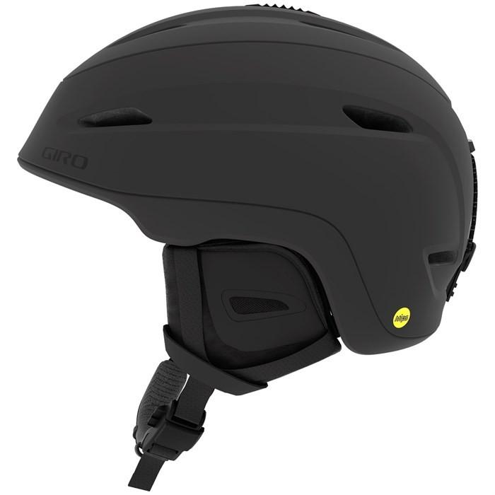 Купить Шлем горнолыжный GIRO Zone Mips Matte Black, Сша