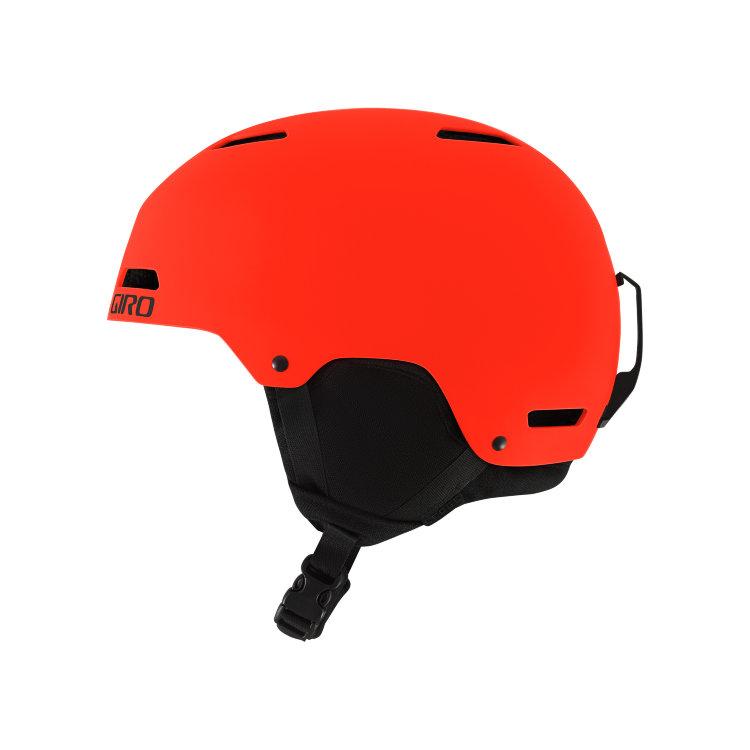 Купить Горнолыжный шлем GIRO Ledge Matte Vermillion