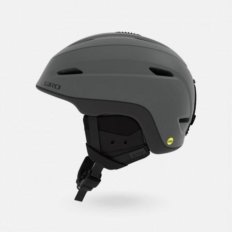 Купить Шлем горнолыжный GIRO Zone Mips Matte Titanium/Black, Сша