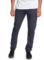 Брюки QUIKSILVER Krandyslim M Blue Nights
