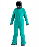 Комбинезон женский AIRBLASTER Women'S Insulated Freedom Suit Gnu Hot Teal