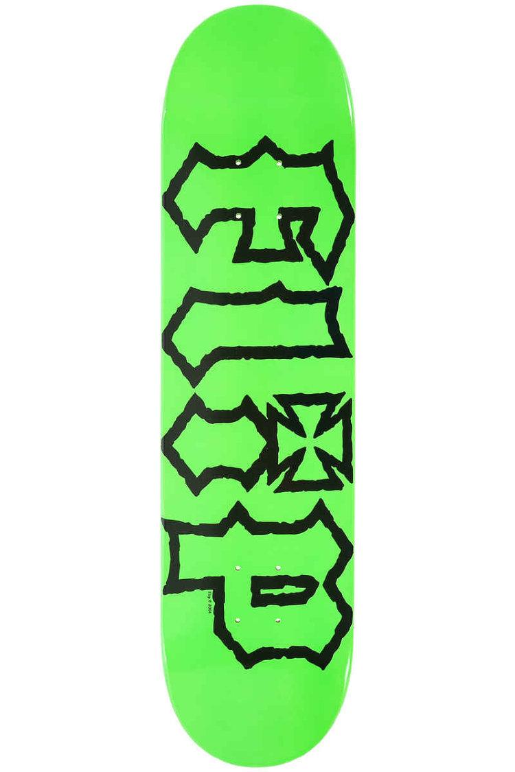 Купить Дека Для Скейтборда FLIP Hkd Decay Deck GREEN 7,75 , Испания