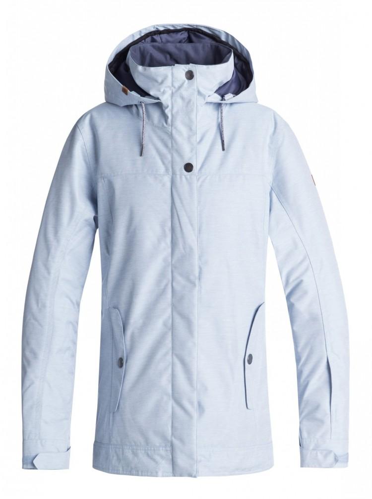 Купить Куртка сноубордическая ROXY Billie Jk J Powder Blue, Китай