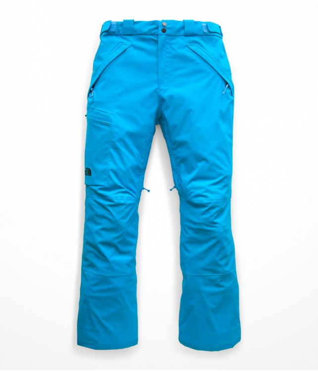 Штаны для сноуборда мужские THE NORTH FACE M Sickline Pant Hyper Blue, фото 1