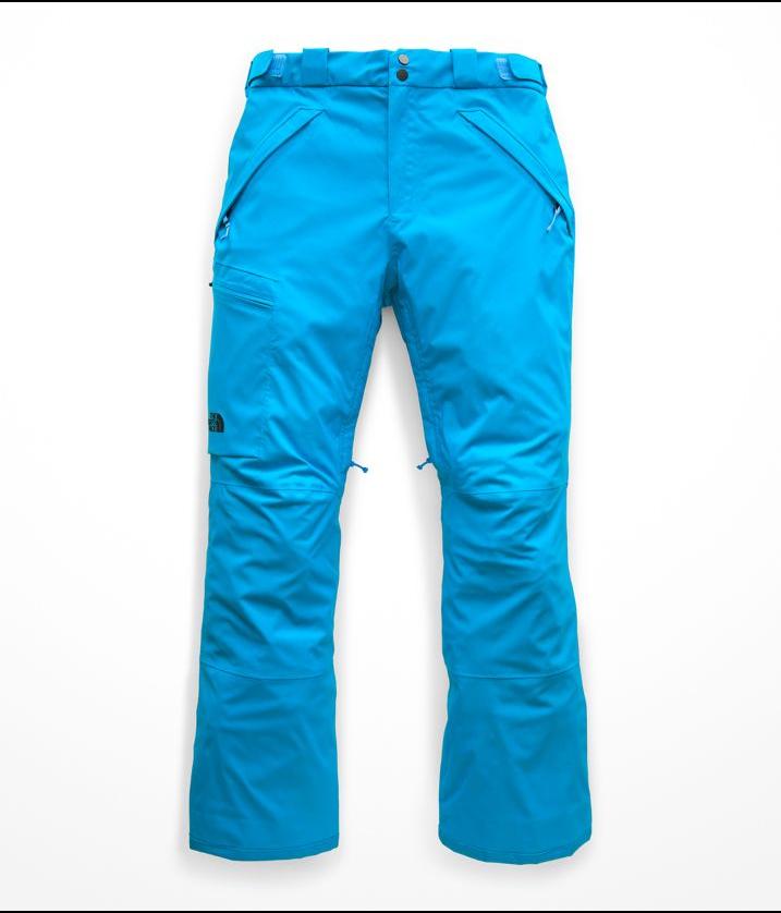 Купить Штаны для сноуборда мужские THE NORTH FACE M Sickline Pant Hyper Blue, Китай