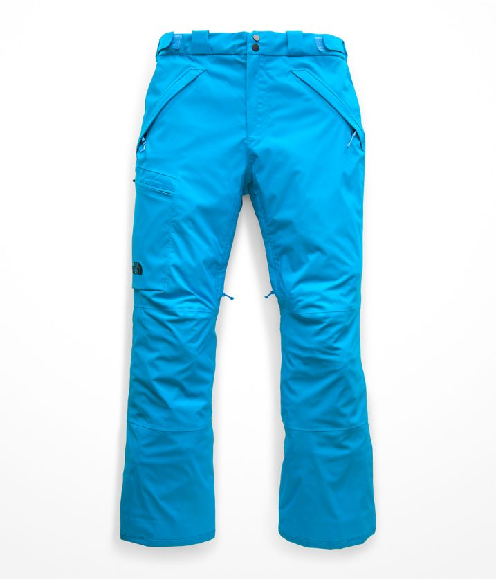Штаны для сноуборда мужские THE NORTH FACE M Sickline Pant Hyper Blue фото