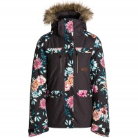 Куртка для сноуборда женская RIP CURL Chic Fancy PTD Jacket Red Orchid