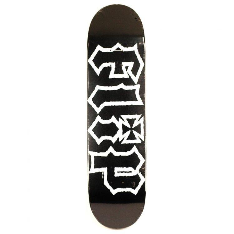 Купить Дека Для Скейтборда FLIP Hkd Decay Deck BLACK 8,25 , Испания