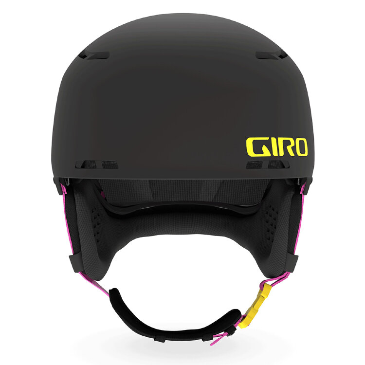 Шлем горнолыжный GIRO Emerge Mips Matte Black/Neon Lights 2021, фото 2