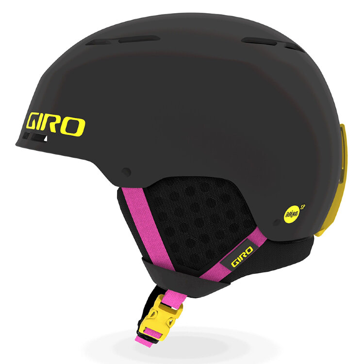 Шлем горнолыжный GIRO Emerge Mips Matte Black/Neon Lights 2021, фото 4