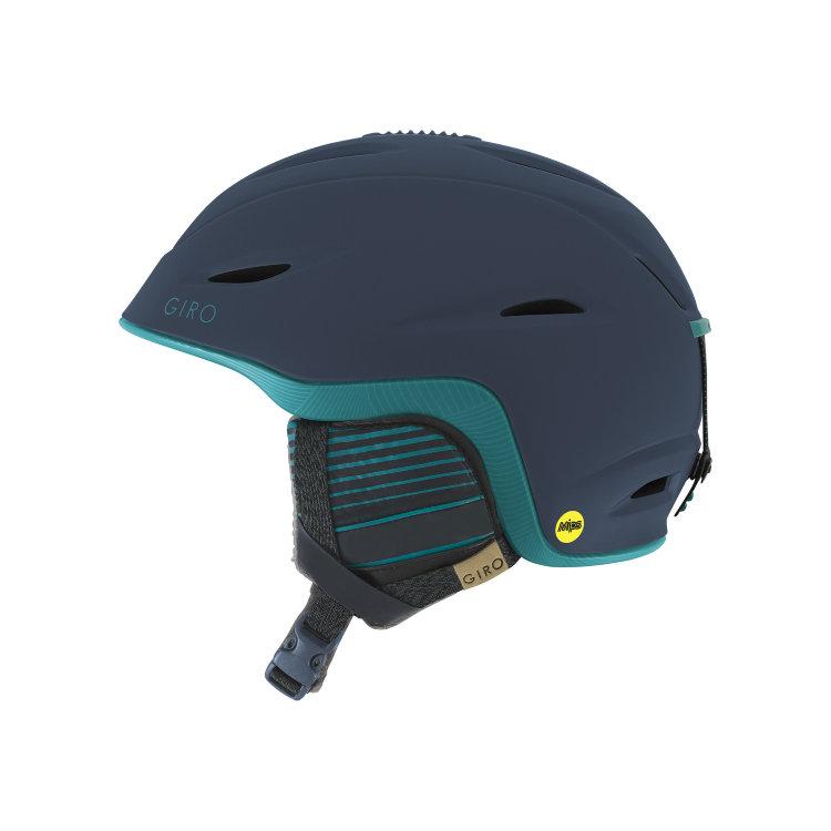 Купить Горнолыжный шлем GIRO Fade MIPS Matte Turbulence/Marin