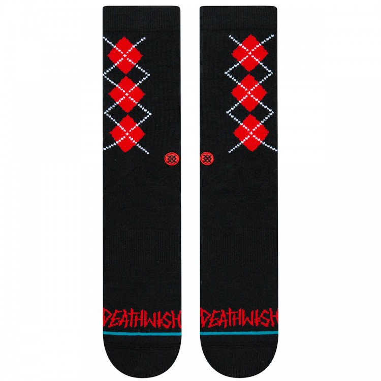 Носки STANCE Death Wish Black, фото 2