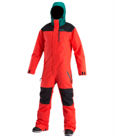 Комбинезон мужской AIRBLASTER Insulated Freedom Suit Gnu Hot Coral