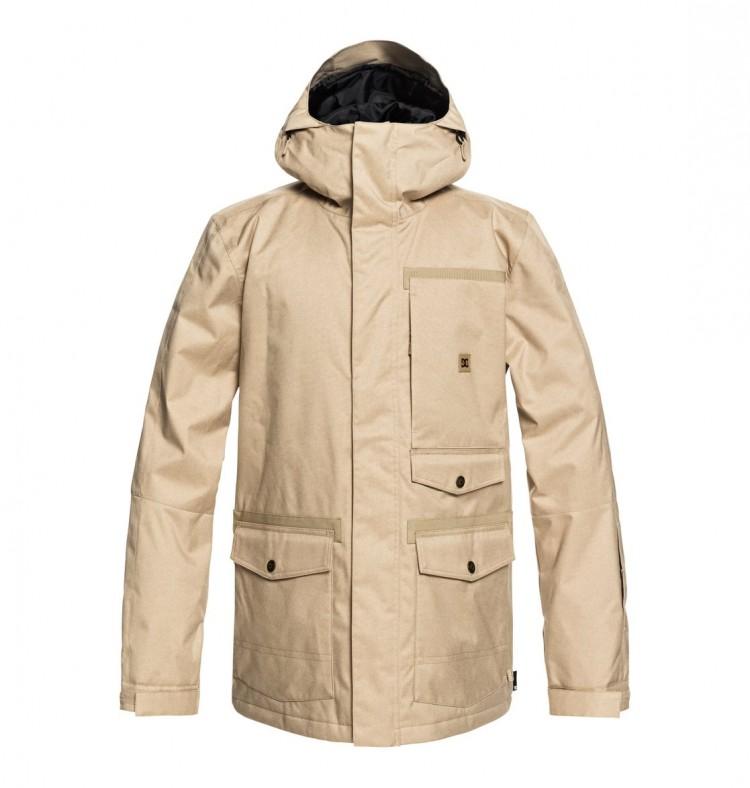 Купить Куртка для сноуборда мужская DC SHOES Servo Jkt M Incense, Китай