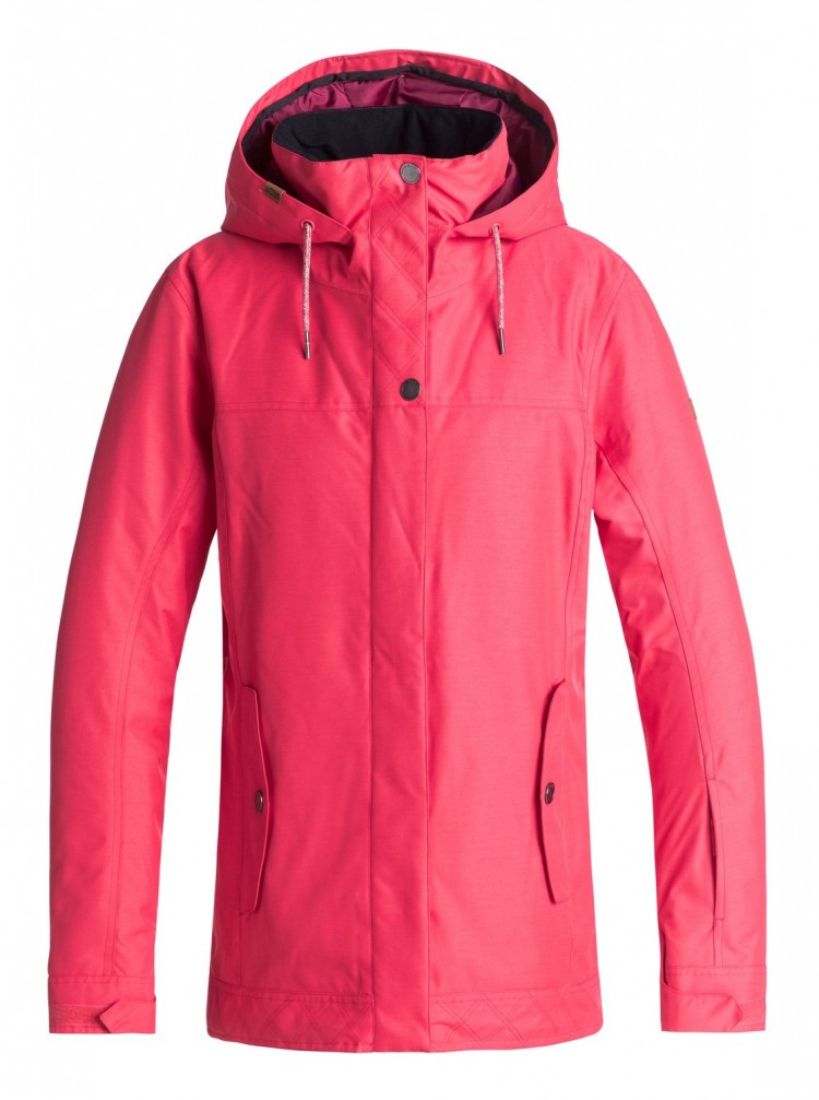 Купить Куртка сноубордическая ROXY Billie Jk J Teaberry, Китай