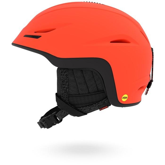 Купить Шлем горнолыжный GIRO Union Mips Matte Vermillion/Black, Сша