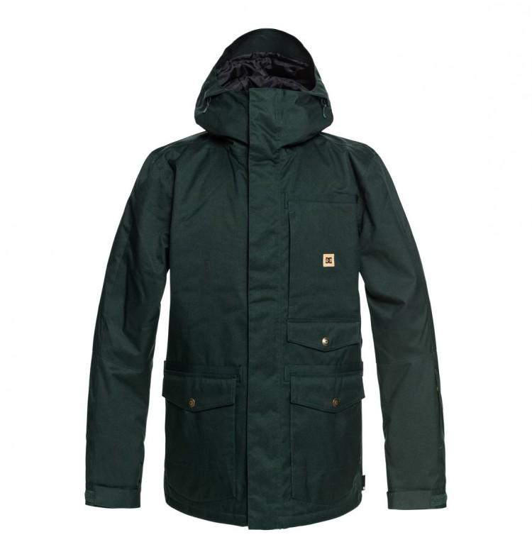 Купить Куртка для сноуборда мужская DC SHOES Servo Jkt M Pine Grove, Китай