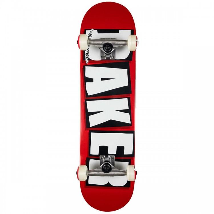 Купить Комплект Скейтборд BAKER Brand Logo Complete, Китай