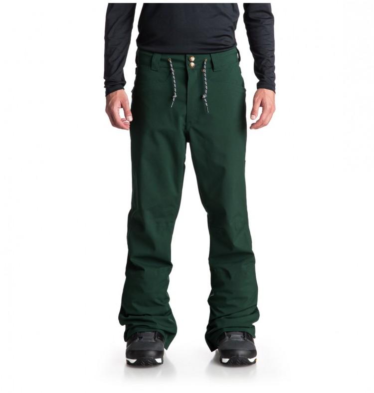 Штаны для сноуборда мужские DC SHOES Relay Pnt M Pine Grove, Китай  - купить со скидкой
